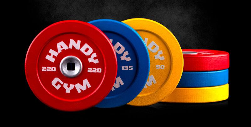 handy gym dics - HANDY GYM, EL GIMNASIO PORTÁTIL QUE CABE EN UNA MOCHILA