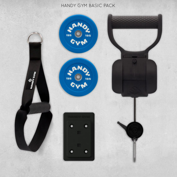 handy gym basic 600x600 - HANDY GYM Basic