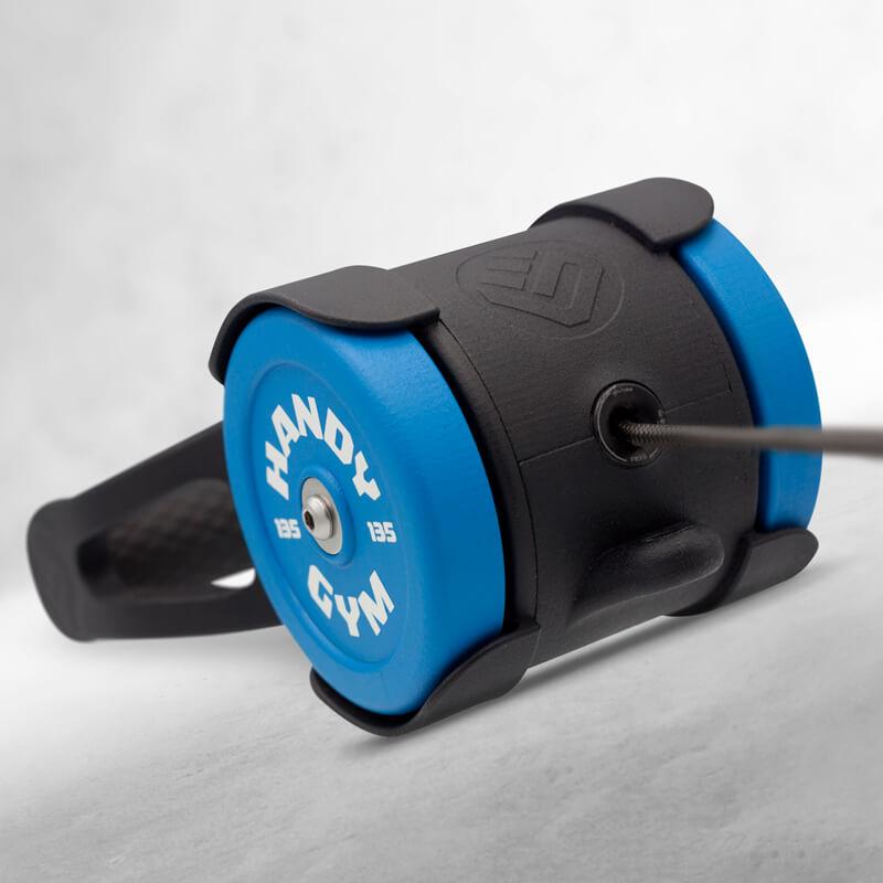 handy gym generic blue - Handy Gym Plus