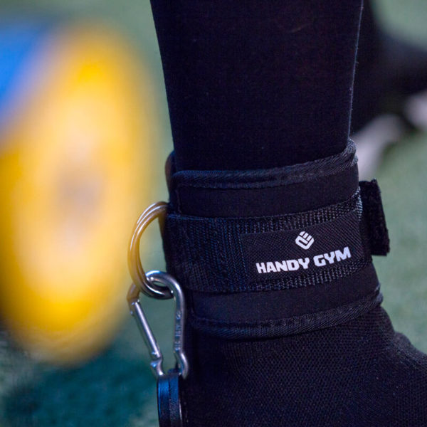 handy gym ankle strap 2 600x600 - Tobillera