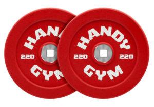 red discs 1 300x210 - ACCESSORIES