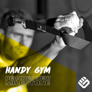 Inertial Training HandyGym 300x300 - HANDY GYM REACHES NEW MILESTONE
