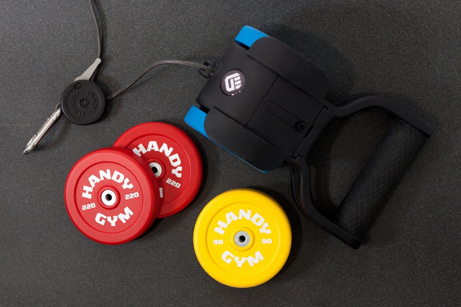 Intertial Training HandyGym - Home