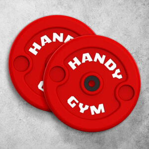 handy gym red disc 300x300 - Red Inertial Discs