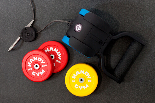 handy gym disc up core - Quiénes somos