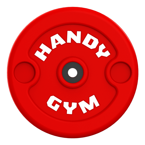 handy gym red disc 1 - Tecnología Handy Gym