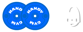 handy gym blue pulley - Tecnología Handy Gym