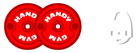 handy gym red pulley - Handy Gym Technology