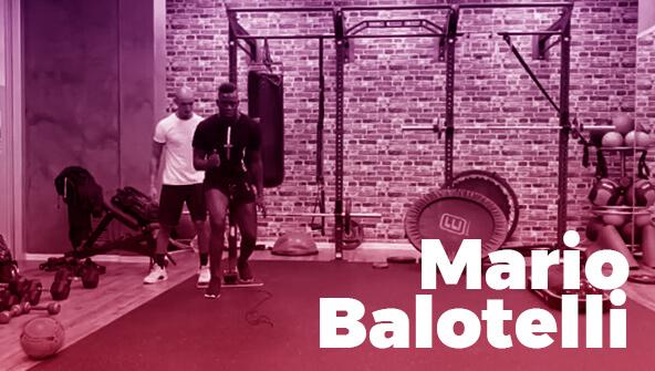 Mario Balotelli color hg - Warriors