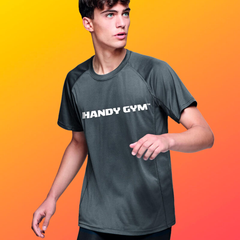 tshirt handygym port 800x800 - T-Shirt Handy Gym
